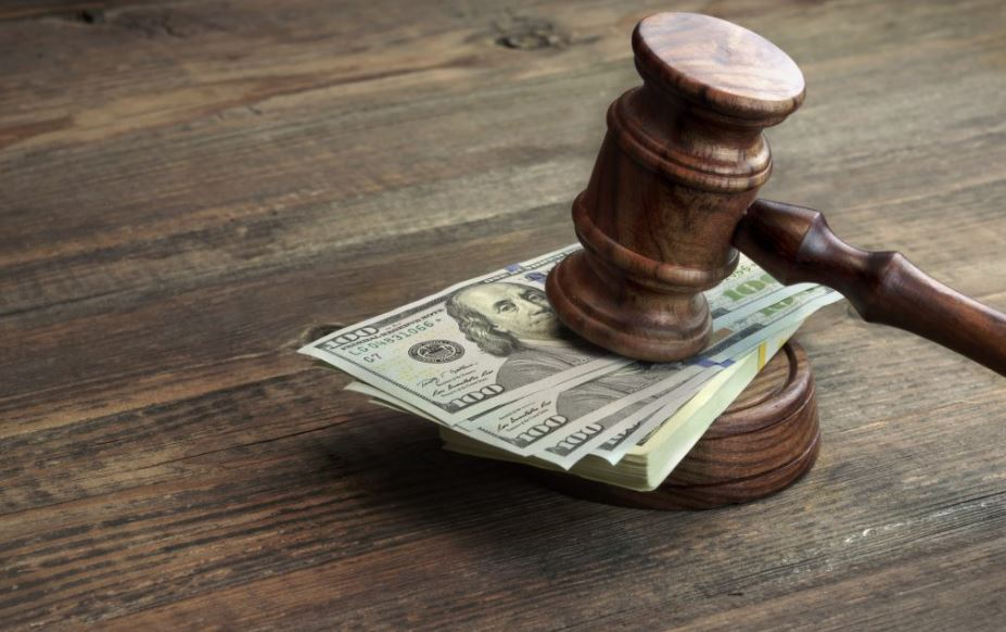 get out of paying court fees